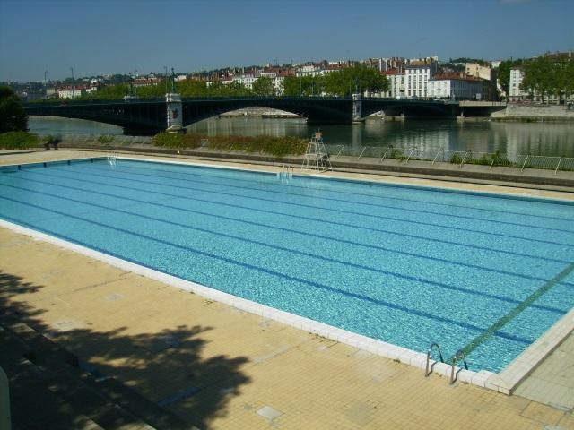 De grands noms de la natation fran aise la piscine du for Piscine du rhone