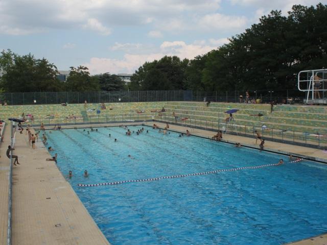 Vers la fermeture de la piscine d'été de Gerland ?