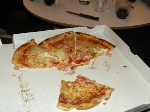 Une pizza à la farine hallucinogène qui n'emmène pas au Nirvana