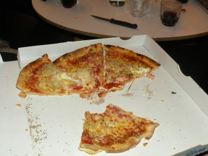 Lyon parmi les villes où la pizza est la plus chère