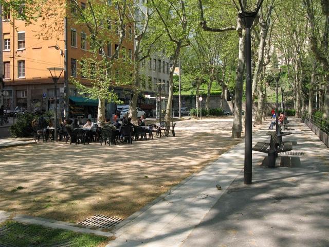 Un homme tué par balles dans les rues du 1er arrondissement de Lyon