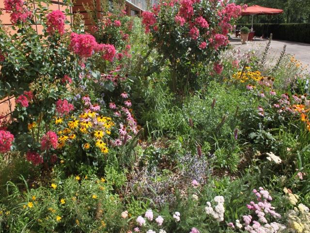 Parc Montel : quand poésie rime avec botanique