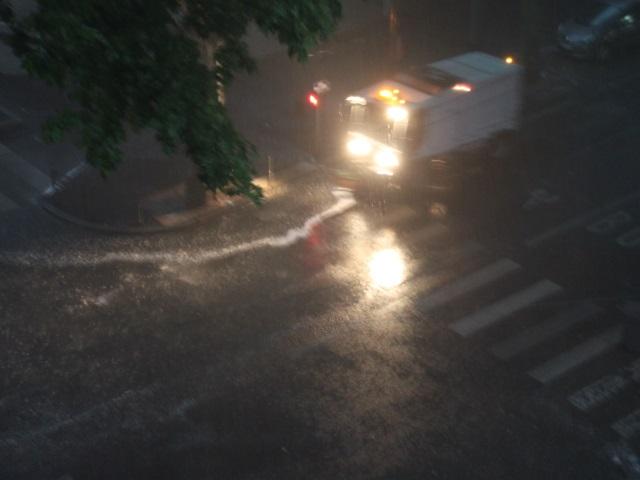 Fin de la vigilance orange canicule et orages à Lyon et dans le Rhône