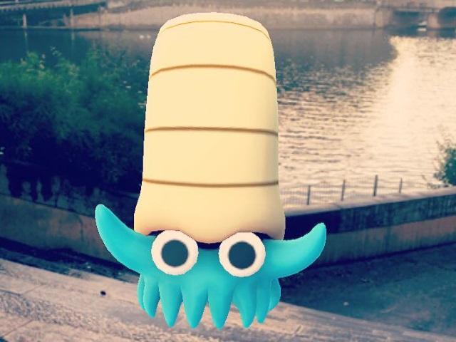 Le phénomène Pokémon Go a gagné Lyon