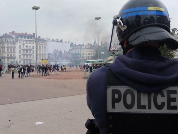 Les policiers lyonnais manifesteront le 22 octobre