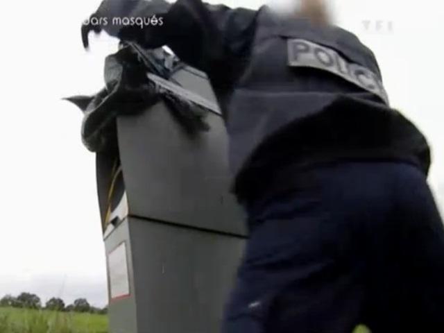 Conseil de discipline ce mercredi pour les policiers lyonnais qui avaient masqué des radars sur TF1