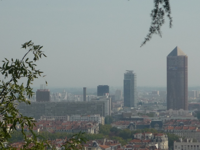 Lyon : la pollution est de retour !
