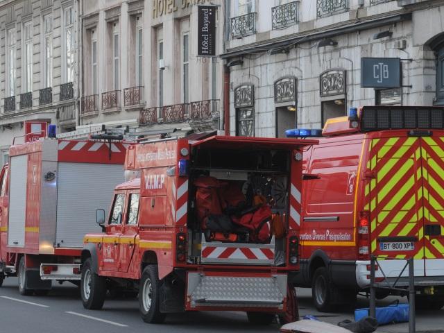 Lyon : un homme dans un état critique après une chute de deux étages