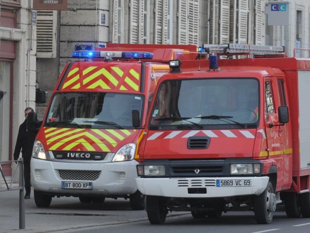 Une sexagénaire grièvement blessée dans un accident de la route à Chaponnay