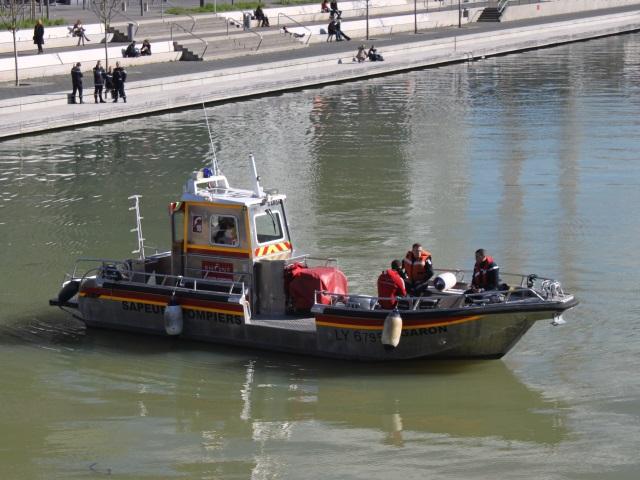Une nappe de fuel repérée sur le Rhône