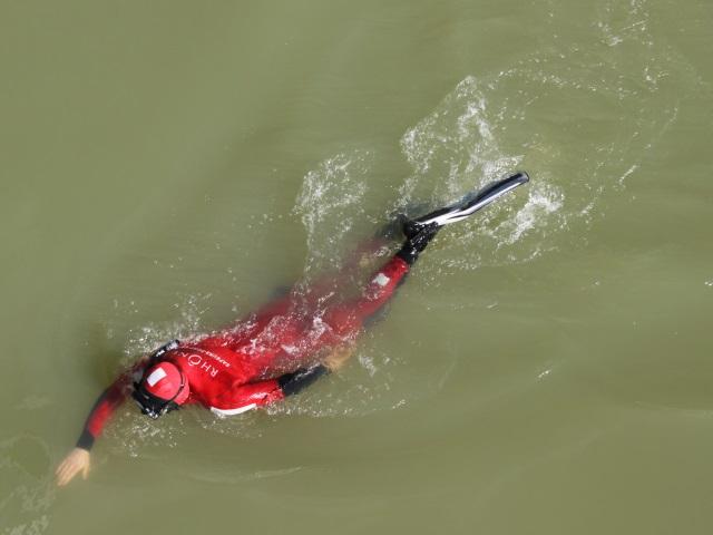 Un témoin saute dans la Saône pour sauver une quinquagénaire de la noyade