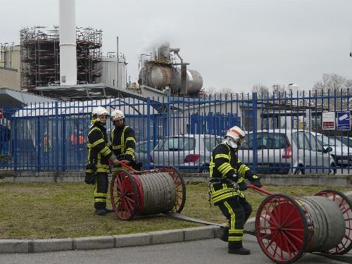 Simulations d'attaques terroristes à Lyon : évitez le quartier de Gerland !