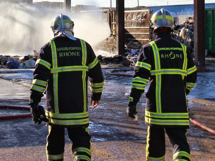 Des pompiers agressés dans le quartier de la Duchère