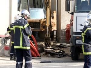 Un appartement en feu dans le 8e arrondissement de Lyon