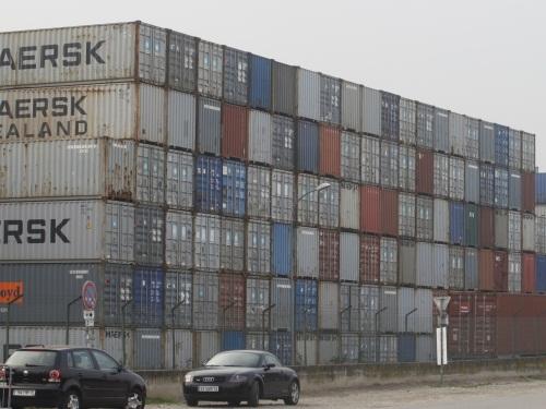 Lyon : le port Edouard Herriot bloqué par une centaine de manifestants