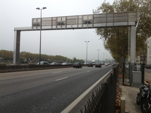 Rhône : une nouvelle opération escargot samedi contre l'écotaxe