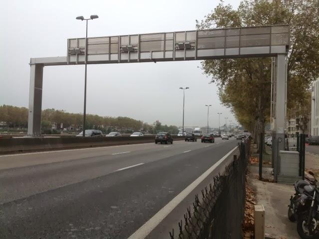 Pour son anniversaire, un Lyonnais s'offre un excès de vitesse de 70 km/h