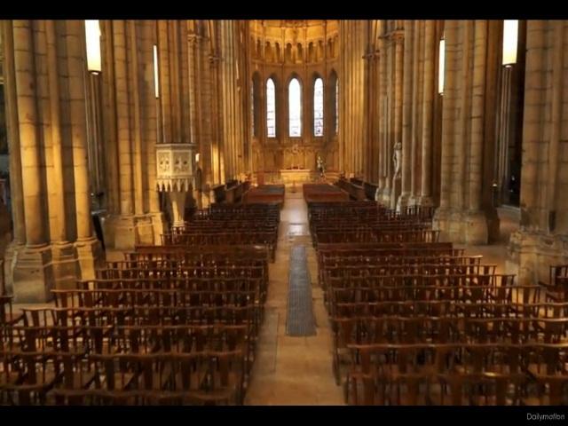 Pour sa nouvelle vidéo, le Diocèse de Lyon fait appel à un drone
