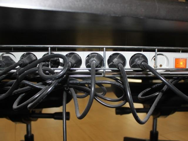 20 000 foyers privés d'électricité à Lyon, Vénissieux et St Fons