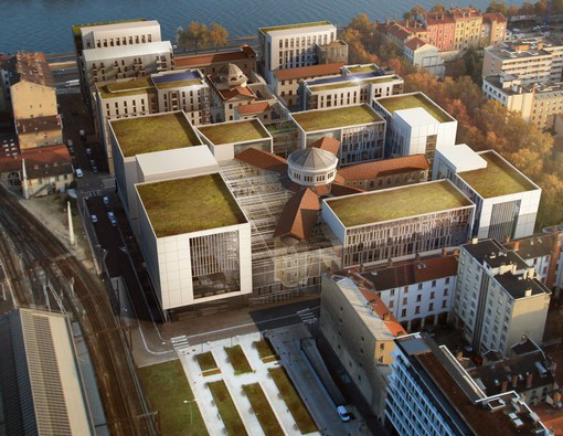 Le futur de l'université catholique de Lyon se dessine en prison