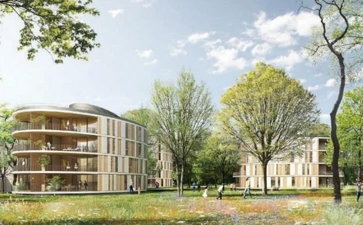 Le Conseil Régional signe la promesse de vente de son ancien siège à Charbonnières