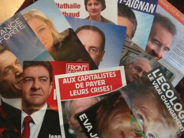 Présidentielle : mais où sont passées les professions de foi dans le Rhône ?