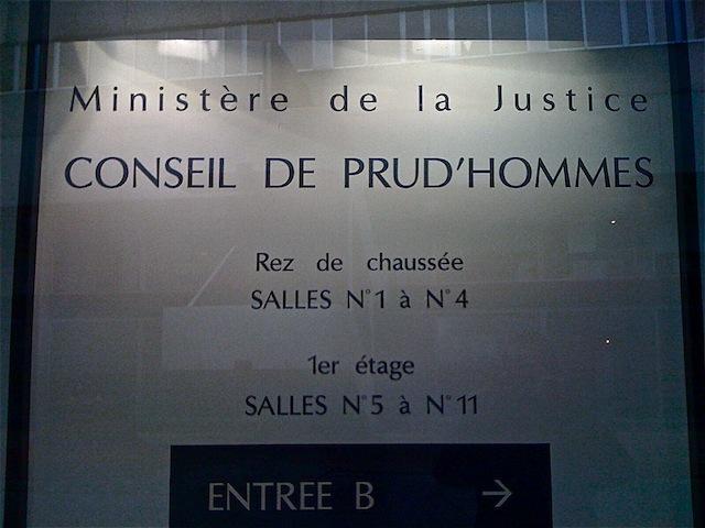 Loi Macron : les Prud'hommes de Lyon débutent leur grève de plus de 3 semaines