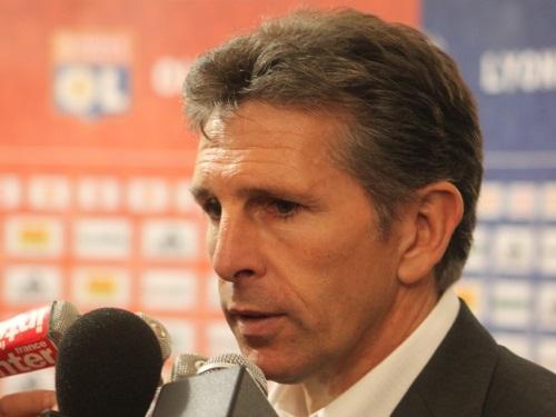 OL : Claude Puel réplique aux attaques de Jean-Michel Aulas