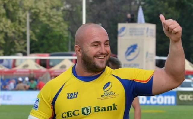 Horatiu Pungea signe au LOU Rugby