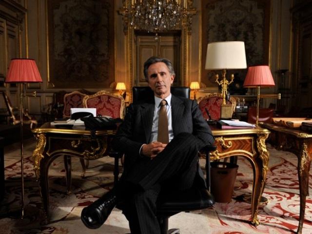 Quai d'Orsay, le nouveau film de Bertrand Tavernier sort ce mercredi