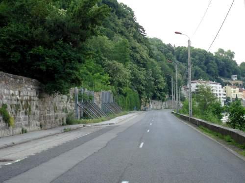 La rive droite de la Saône va rouvrir à la circulation