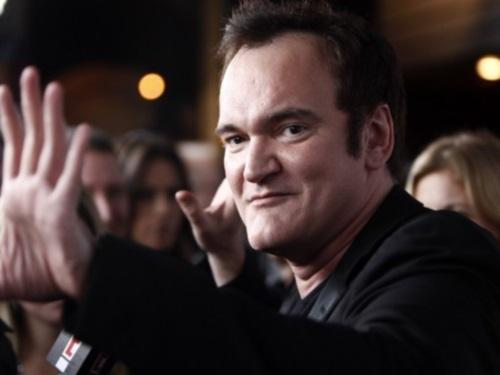 Quentin Tarantino a reçu le prix Lumière en larmes