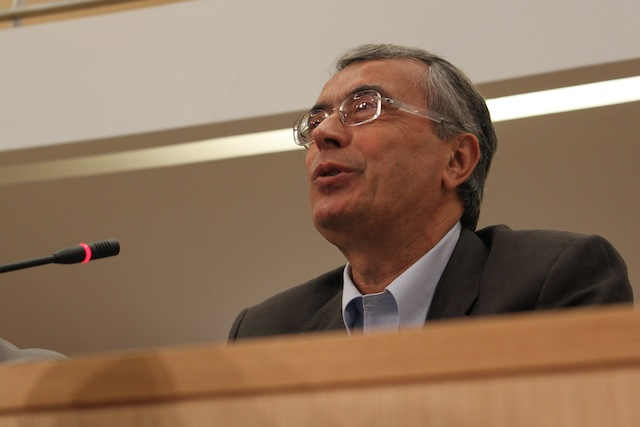 Régionales 2015 : Jean-Jack Queyranne choisi comme tête de liste du PS