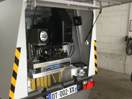 Plus de 28 000 voitures flashées par le radar-chantier de l'A6 dans le Rhône