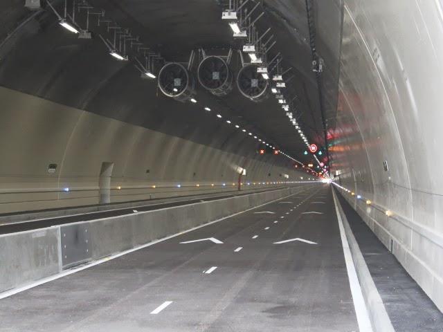 Le deuxième radar du tunnel de la Croix-Rousse flashera dès cette nuit