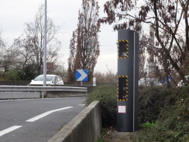 Le Rhône parmi les départements qui flashent le plus les automobilistes