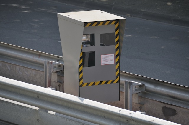 Le deuxième radar discriminant du périph' mis en service cette nuit