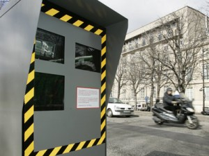 Un nouveau radar fixe voit le jour à Rillieux-la-Pape