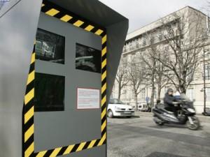 Les emplacements des cinq nouveaux radars dans le Rhône en 2013