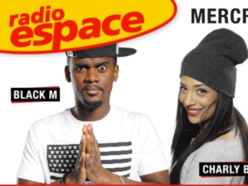 Radio Espace offre aux Lyonnais un live de Black M et Charly Bell ce mercredi