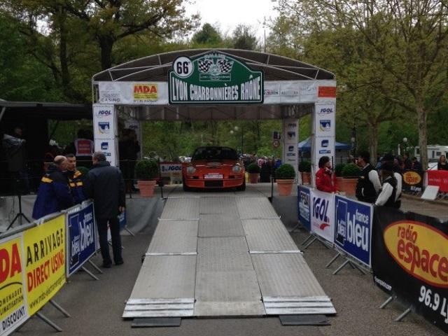 Rallye de Charbonnières : David Salanon sacré vainqueur