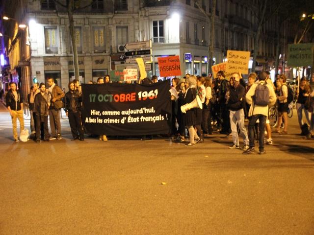 Violences policières contre les Algériens en 1961 : un rassemblement sous haute surveillance à Lyon