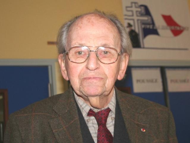 Le résistant lyonnais Raymond Aubrac est mort