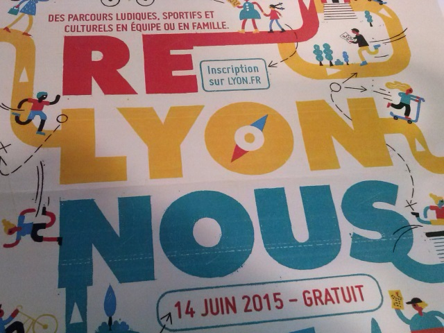 Re Lyon Nous débarque au coeur de la capitale des Gaules !