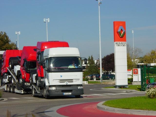 Renault Trucks Saint-Priest livrera 190 camions à Doha