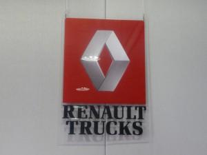 Risque de chômage partiel chez Renault Trucks