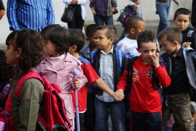 Lyon : des parents d'élèves manifestent ce jeudi pour dénoncer la pollution de l'école Michel Servet