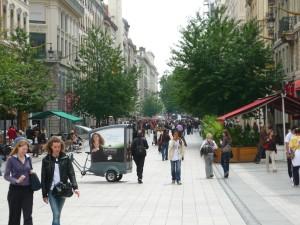 Rue de la République - Photo Lyonmag.com