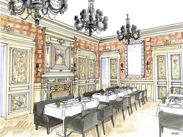 Avec Tabata Bonardi au piano, le Marguerite Restaurant a ouvert ses portes