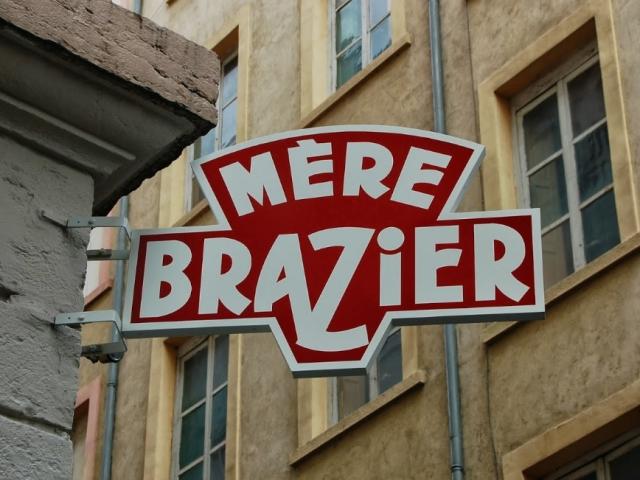 La Mère Brazier, seul établissement de Lyon, parmi les 100 meilleurs restaurants d'Europe